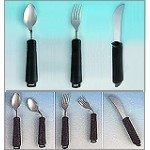 Easy Grip Cutlery